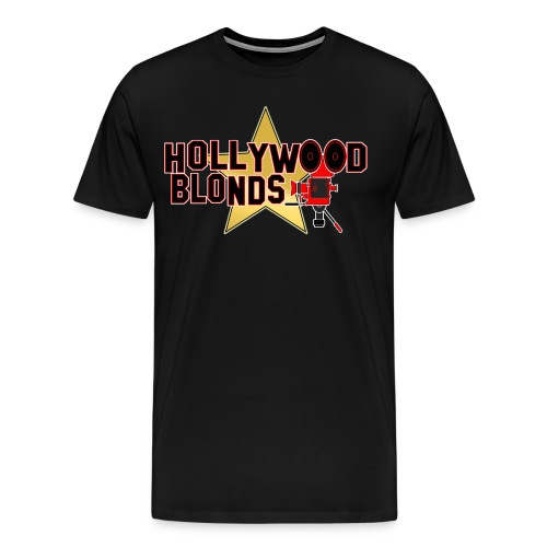 Hollywood Blonds - Austin & Pillman - Men's Premium T-Shirt