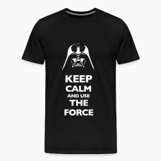 KCCO Keep Calm And Use The Force T-Shirts