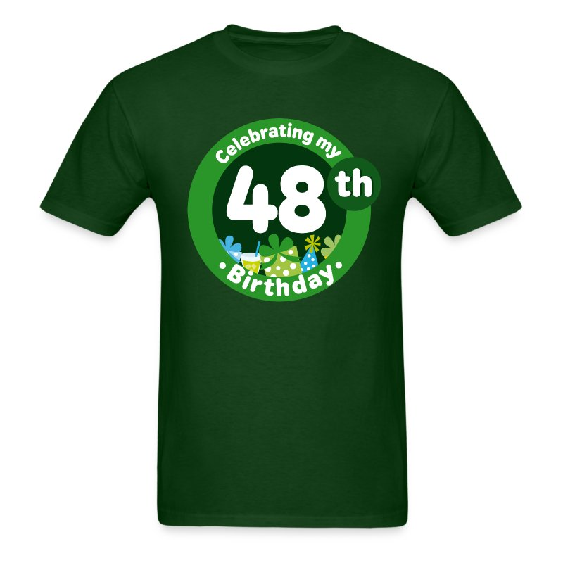 Adult Birthday Shirts 90