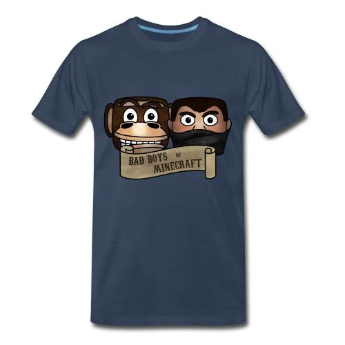 bbomlogofull.png - Men's Premium T-Shirt