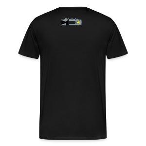 The Bullet Hero - Men's Premium T-Shirt
