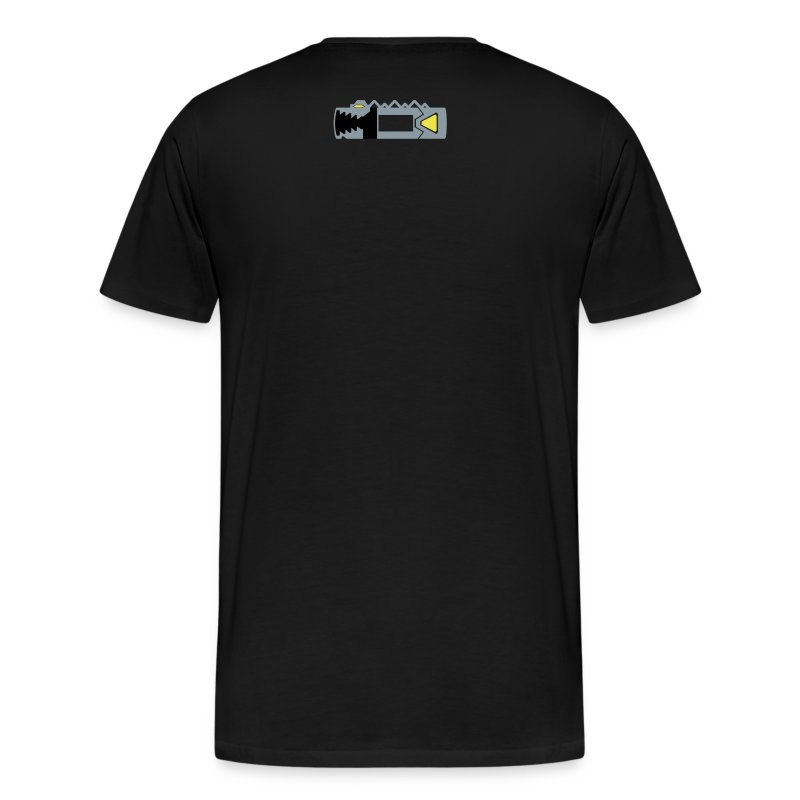 The Bullet Hero - Men's Premium T-Shirt