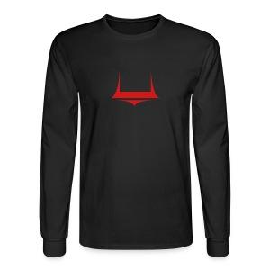 Rayne Creations Front/Back Logo - Men's Long Sleeve T-Shirt