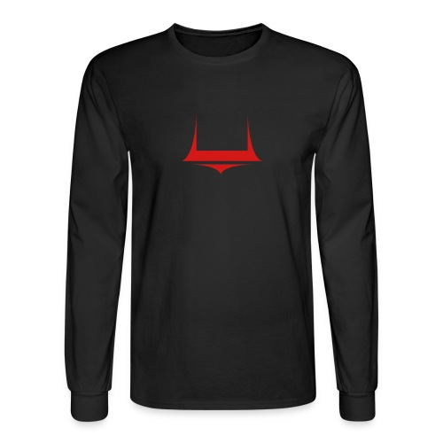 Rayne Creations Front/Back Logo - Men's Long Sleeve T-Shirt