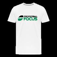 T-Shirts ~ Men's Premium T-Shirt ~ PFF Horizontal T Shirt