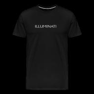T-Shirts ~ Men's Premium T-Shirt ~ Illuminati Trademark T Shirt