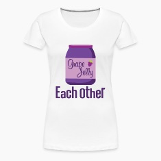 Made For Each Other Couples (Jelly) T-shirt | Matc