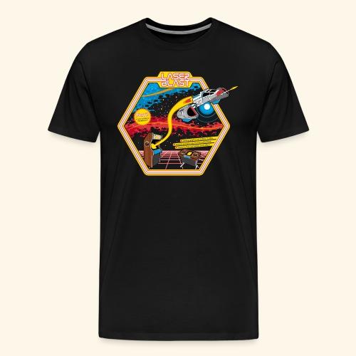 LaserBlast - Men's Premium T-Shirt
