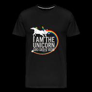 T-Shirts ~ Men's Premium T-Shirt ~ I am the Unicorn