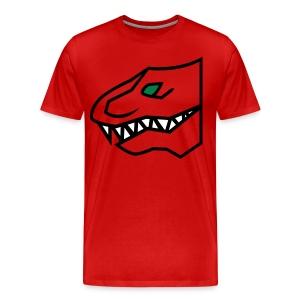 The Fanged Hero - Men's Premium T-Shirt