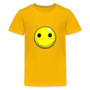 Smiley shirt - Kids' Premium T-Shirt