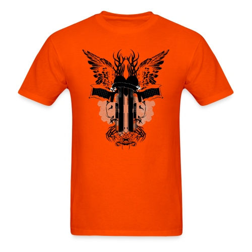 Wings of Angels  - Men's T-Shirt