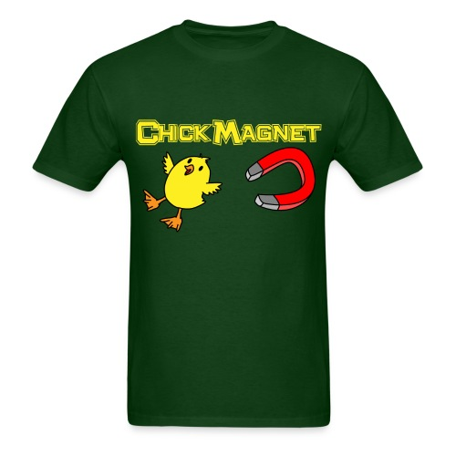 Chick Magnet 2 T-shirt (Guys) - Men's T-Shirt