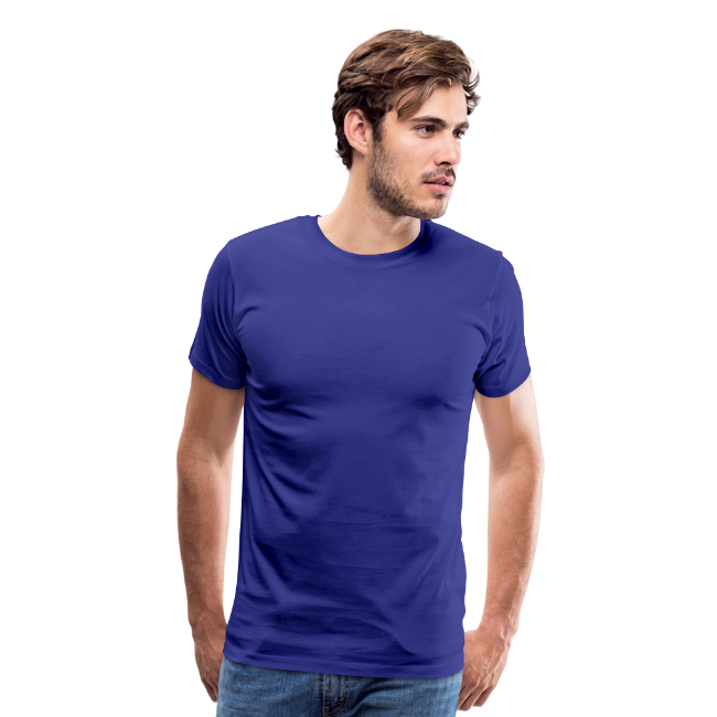 Men's Premium T Back FlagWing Lean
