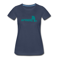 Women's T-Shirts ~ Women's Premium T-Shirt ~ #freeTebow - Womens