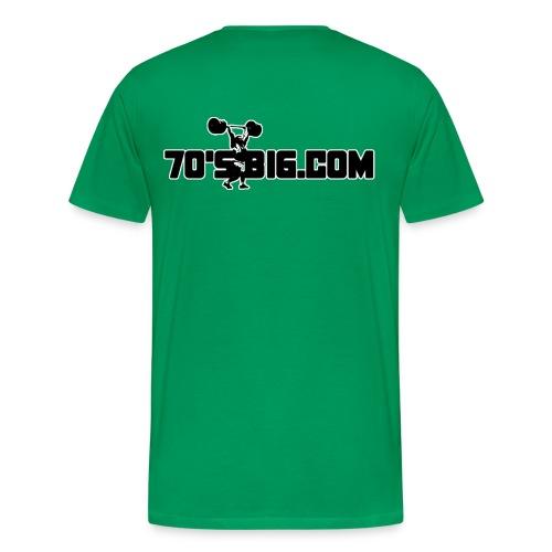 Reckless -- 3X - Men's Premium T-Shirt