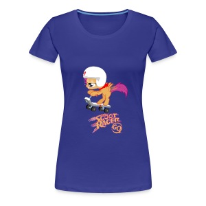 Scoot Racer Fillies' Tee - Women's Premium T-Shirt