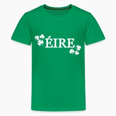 Ireland Eire Kids' Shirts