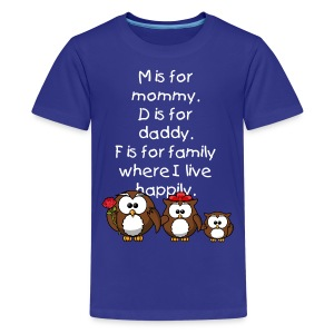 family sweatshirt - Kids' Premium T-Shirt