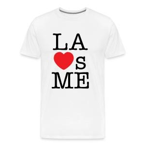 Los Angeles Loves Me T-shirt - Men's Premium T-Shirt