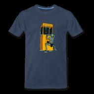 T-Shirts ~ Men's Premium T-Shirt ~ The Grabbit