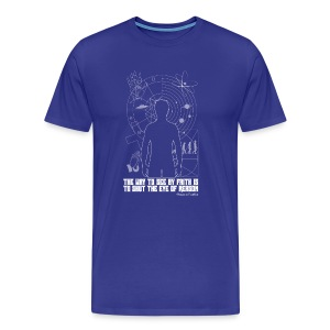 Eye of Reason - Men's Premium T-Shirt