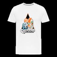 T-Shirts ~ Men's Premium T-Shirt ~ A Clockwork Breakfast