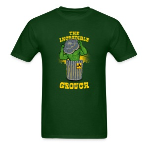 The Incredible Grouch - Men's T-Shirt