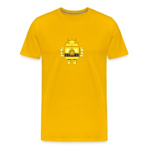 C3PO Andy - Men's Premium T-Shirt