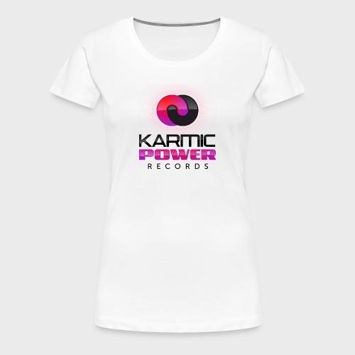 T-Shirt Karmic Power woman - Women's Premium T-Shirt