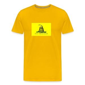 Don't Tread On Me - Men's Premium T-Shirt