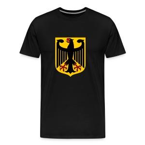German Coat of Arms  - Men's Premium T-Shirt