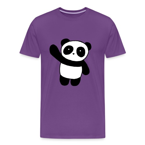 AlissaPanda Original - Men's Premium T-Shirt
