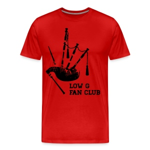 Low G Fan Club - Guyz - Men's Premium T-Shirt