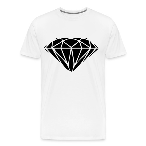 Big Diamond - Men's Premium T-Shirt