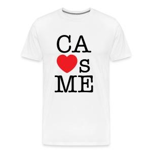 California Loves Me T-shirt - Men's Premium T-Shirt