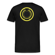 T-Shirts ~ Men's Premium T-Shirt ~ TRON legacy disc-only (yellow)