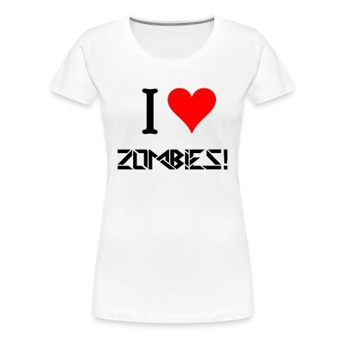 Standard Women's T-shirt - Women's Premium T-Shirt