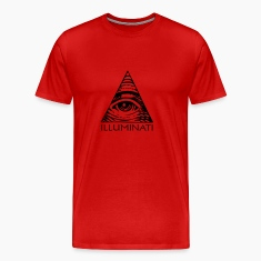 eye illuminati T-Shirts