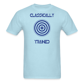TRON classically trained (blue) ~ 351