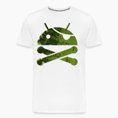 Android SuperUser Green T-Shirts