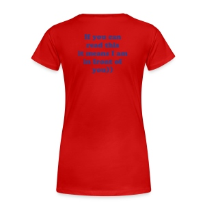 Jerermiah 33:3 call toll free - Women's Premium T-Shirt