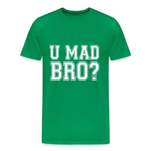 MAD T-SHIRT - Men's Premium T-Shirt