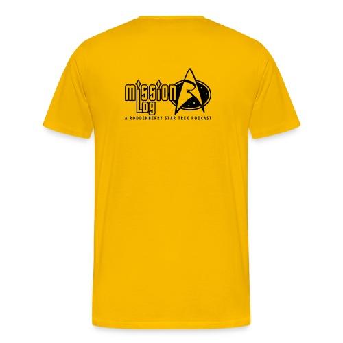 Cool As Kirk - Men's Premium T-Shirt