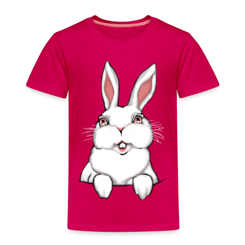 Kid's Easter T-shirts Easter Bunny Kid's Bunny Rabbit Shirts - Toddler Premium T-Shirt