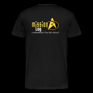 T-Shirts ~ Men's Premium T-Shirt ~ Screw the Prime Directive!