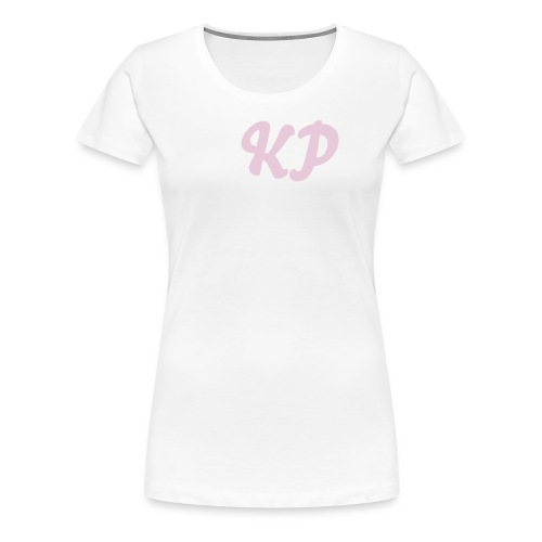 KP Phone Kase - Women's Premium T-Shirt
