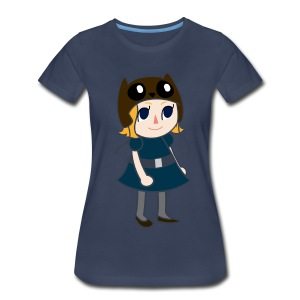 Ladies: Crossing - Women's Premium T-Shirt