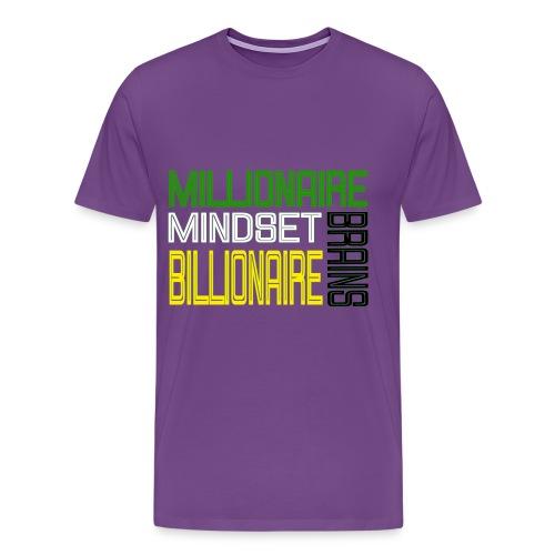 MMBB [Mardi Gras] - Men's Premium T-Shirt