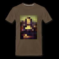 T-Shirts ~ Men's Premium T-Shirt ~ Smile